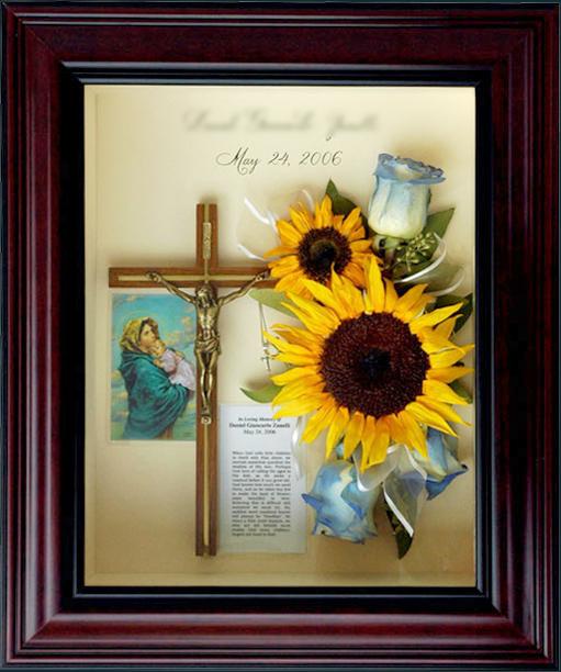 Baby Memorial Keepsake Forever Flowers